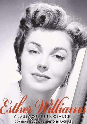 Esther Williams Essential Classics: Bathing Beauty (1944) / Neptune's Daughter (1949) / Take Me Out To The Ball Game (1949) / Million Dollar Mermaid (1952) / On An Island With You (1952) - Official WB Region 2 PAL 5-DVD Box Set [Import] by Esther Williams Mermaid Ball