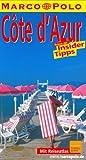 Marco Polo Reiseführer Côte d'Azur/Monaco - Peter Bausch