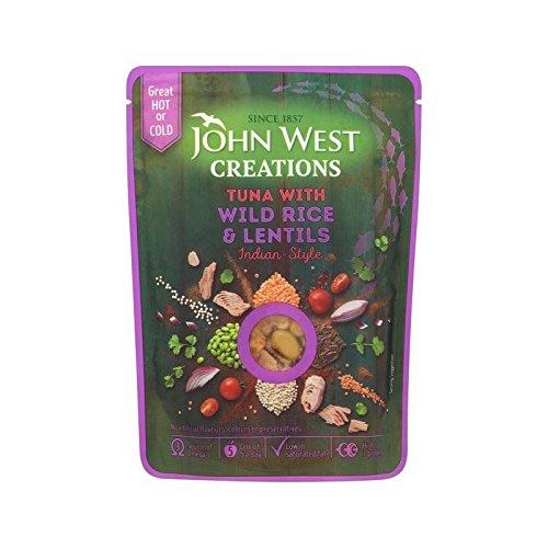 John Kreationen Westindischen Thunfisch 180G - Packung mit 2