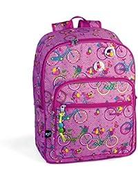mochila escolar RIDER PARROT