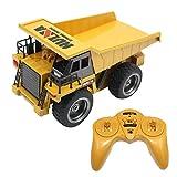 Per 1:18 2.4G Ferngesteuertes Auto Truck Spielzeugauto Engineering Fahrzeuge Legierung USB-Lade