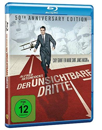 Bild von Der unsichtbare Dritte - 50TH Anniversary Edition [Blu-ray]