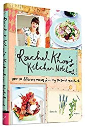 Rachel Khoo's Kitchen Notebook: Over 100 Delicious Recipes from My Personal Cookbook by Rachel Khoo (2015-10-13)