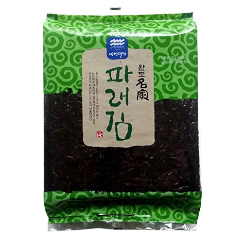 100 Sheets (6.7oz) Dried Kelp Seaweed Nori Raw Unseasoned Diet Food Snack Sushi