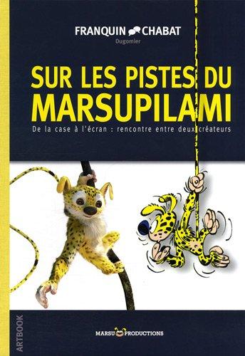 Artbook : Sur les pistes du Marsupilami, De la case à l'écran : rencontre entre deux créateurs