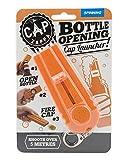 ZENDY Launcher Partei Bier Flaschenöffner mit Schlüsselring, schießen über 5 Meter