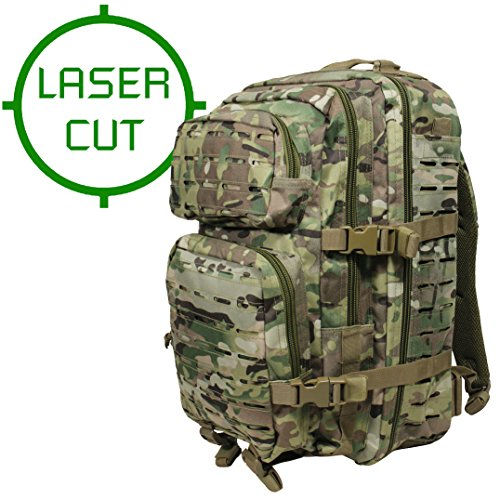 US assault laser cut  ,Multitarn ,Large