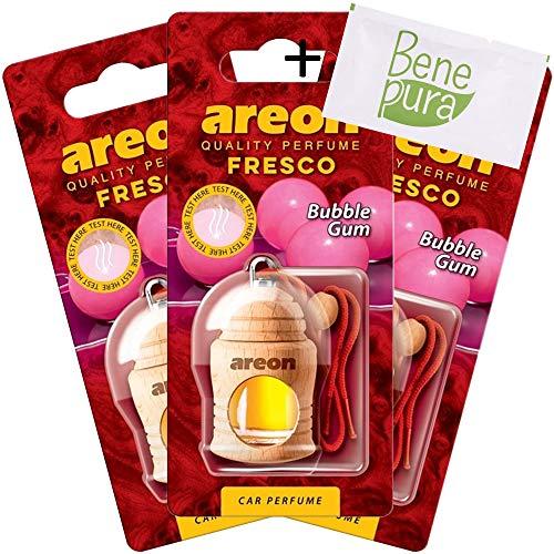 parfum vanille papa citron cerise Lot de 5/stylische Air Naturel Parfum flacons Bestseller Mix pour la maison et la voiture voiture d/ésodorisant Parfum Bubble Gum
