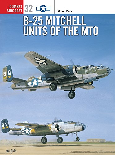 B 25 Mitchell Units Of The Mto
