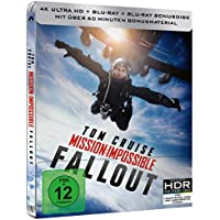Mission: Impossible 6 - Fallout (4K UHD) Limited Steelbook