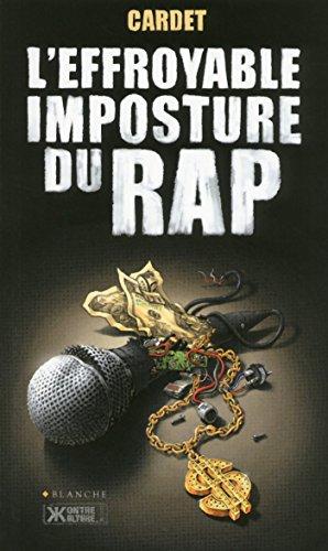 l'effroyable imposture du rap 513zpZKdrCL
