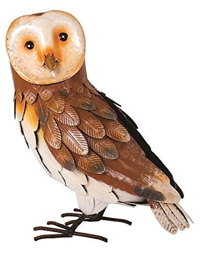 Supa Barn Owl Garden Decor 1
