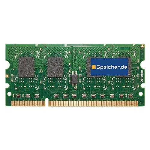 PHS-memory 512MB RAM módulo para HP Laserjet P3015d DDR2 UDIMM 533MHz