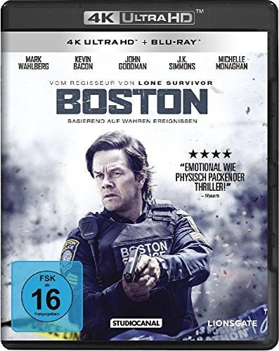Boston - Ultra HD Blu-ray [4k + Blu-ray Disc]