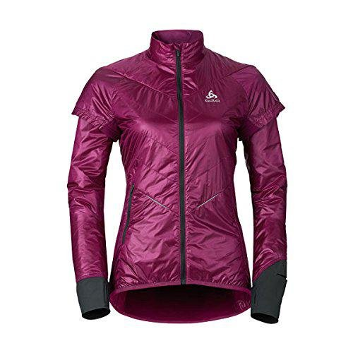 Odlo Loftone Primaloft Jacket Women magenta purple