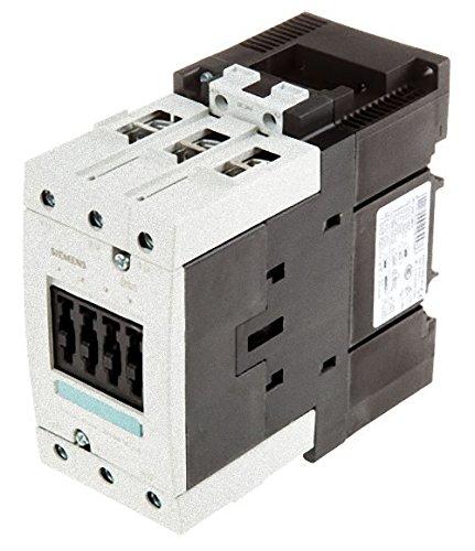 SIEMENS 3RT10 - CONTACTOR S3 95A 45KW 24VDC
