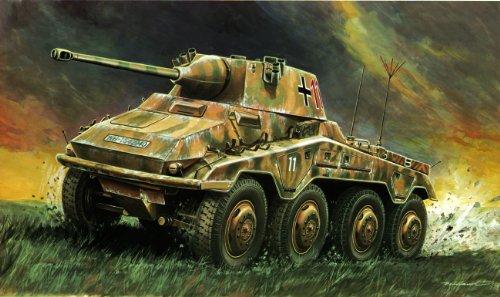 "Italeri 0202S - Panzerspähwagen ""Puma"""