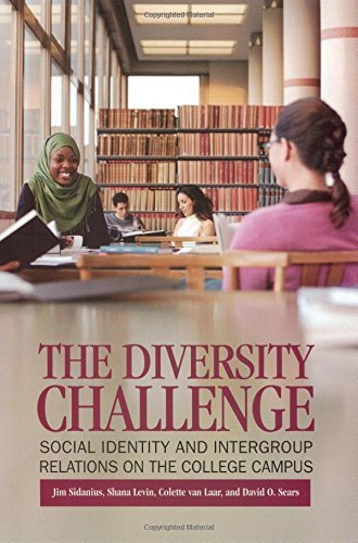 The Diversity Challenge: Social Identity and Intergroup Relations on the College Campus by Sidanius, Jim, Levin, Shana, Van Laar, Colette, Sears, David (2010) Taschenbuch
