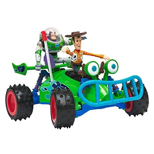 Toy Story Radio Controlled Car by Disney (Toy Story-ferngesteuertes Auto)
