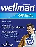 Vitabiotics Wellman 30 Tabletten