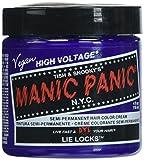 Best UNIQUE Hair Dyes - Manic Panic ~ Semi-Permanent Hair Dye ~ Lie Review