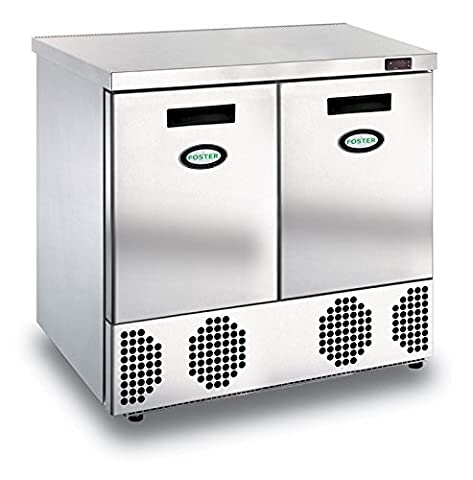 Foster HR240 (13/124) Under Counter Fridge, 240 L