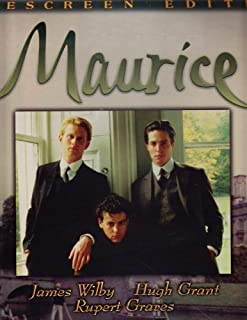Maurice (Widescreen Edition) by James Wilby