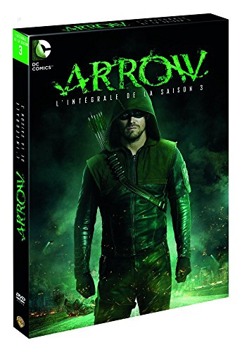 Arrow - Saison 3 - DVD - DC COMICS