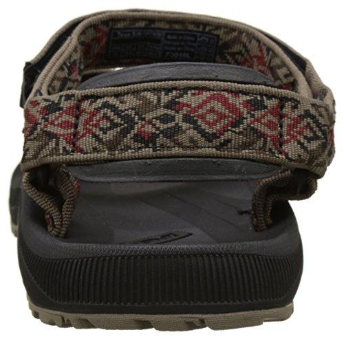 Teva Herren Winsted M's Sandalen Trekking-& Wanderschuhe Braun (Robles Brown)