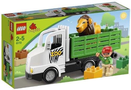 LEGO DUPLO 6172 - EL CAMION DEL ZOO