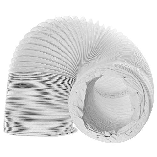 Spares2go Extra larga condensador PVC manguera ventilación