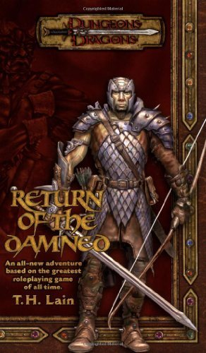 Return of the Damned (Dungeons & Dragons Novel) by Lain, T.H. (2003) Mass Market Paperback