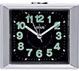 Brand New Lorus Sweeper Alarm Clock With Snooze Function