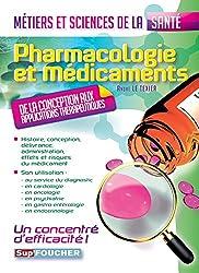 Pharmacologie et médicaments - Métiers et sciences de la santé