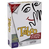 #3: Assemble Taboo The Game Of Unspeakable Fun With Fresh Cards & Special Game Changer Die Board Game Board Game
