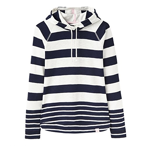 Joules Marlston Striped Semi-Fitted Womens Sweatshirt (Y)
