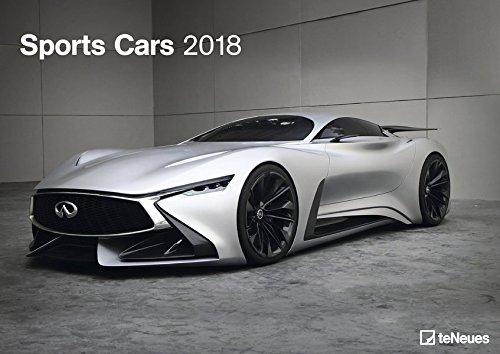Sports Cars 2018 - Autokalender, Motorsportkalender, Fotokalender - 29,7 x 42 cm (Bmw M Kalender)
