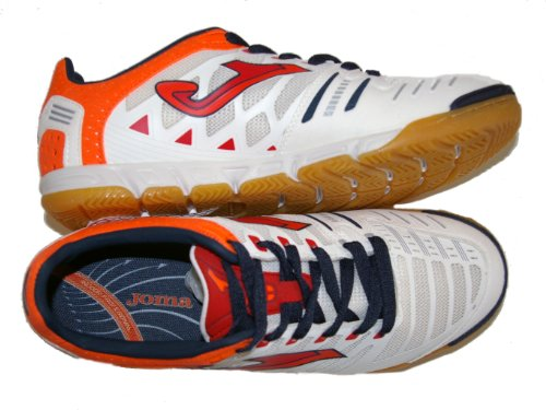 Scarpe da calcetto JOMA SUPER REGATE 302- WHITE INDOOR