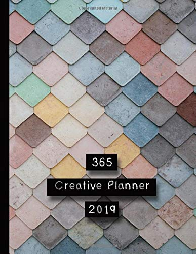 365 Creative Planner: Creative planner for artists, designers and creatives - Artistic wall por 365 Planners