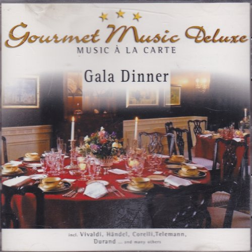 Preisvergleich Produktbild Gourmet Music Deluxe-Gala Dinn