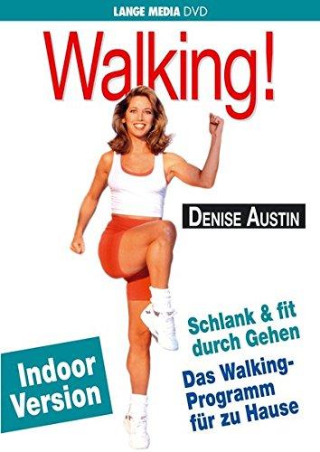 Denise Austin - Walking! Indoor Version [2 DVDs]