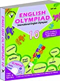 International English Olympiad - Class 10  with CD: Essential Principles with Examples, Mcqs and Solutions, Model Test Papers