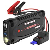 Best Battery Jump Starters - CLEEBOURG Portable Car Jump Starter 1500Amp 12V For Review