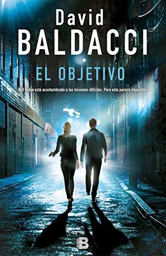 El objetivo (Will Robie 3) por David Baldacci