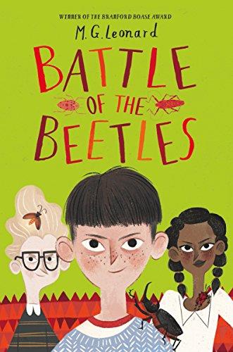 Battle Of The Beetles 3 (The Battle of the Beetles) por M. G. Leonard