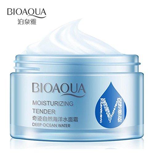Tyro BIOAQUA Deep Ocean Water Face Cream Day Cream Soothing Moisturizing Whitening Anti Wrinkle Anti Aging Face cream Skin Care