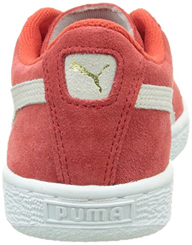 Puma Jungen 355110 Z Sneaker Rot - Rouge (High Risk Red/White)