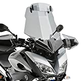 Windshield Touring Puig Vario Yamaha MT-09 Tracer 15-16 light smoke