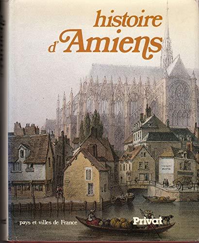 Histoire d'Amiens par Ronald Hubscher