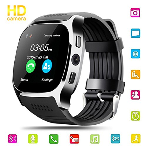 Smart Watch, Smartwatch Cellulare Hizek Supporto  SIM Card / Fotocamera / Touch Screen / Slot per scheda TF / per Android / / iOS / iPhone / Samsung / LG